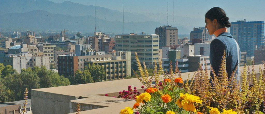 Terraza Jardín Mirador, Mendoza