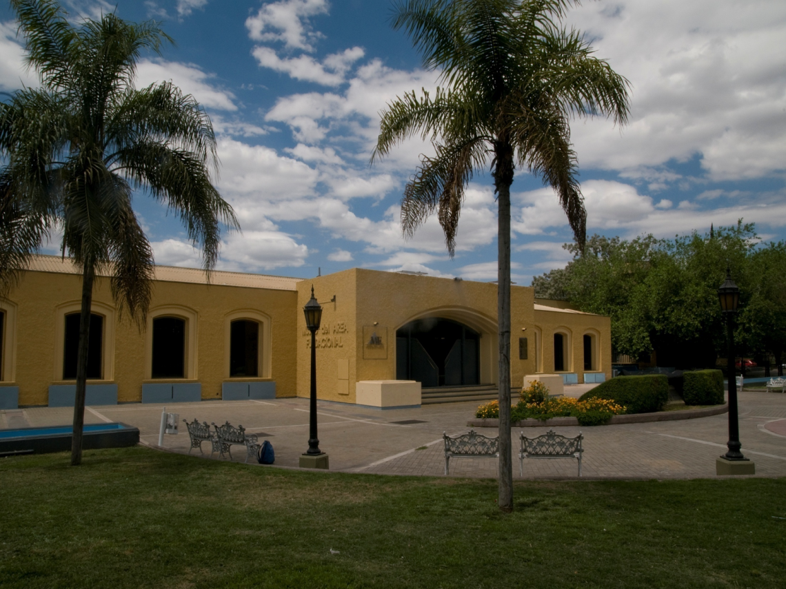 Museo del Área Fundacional, Mendoza