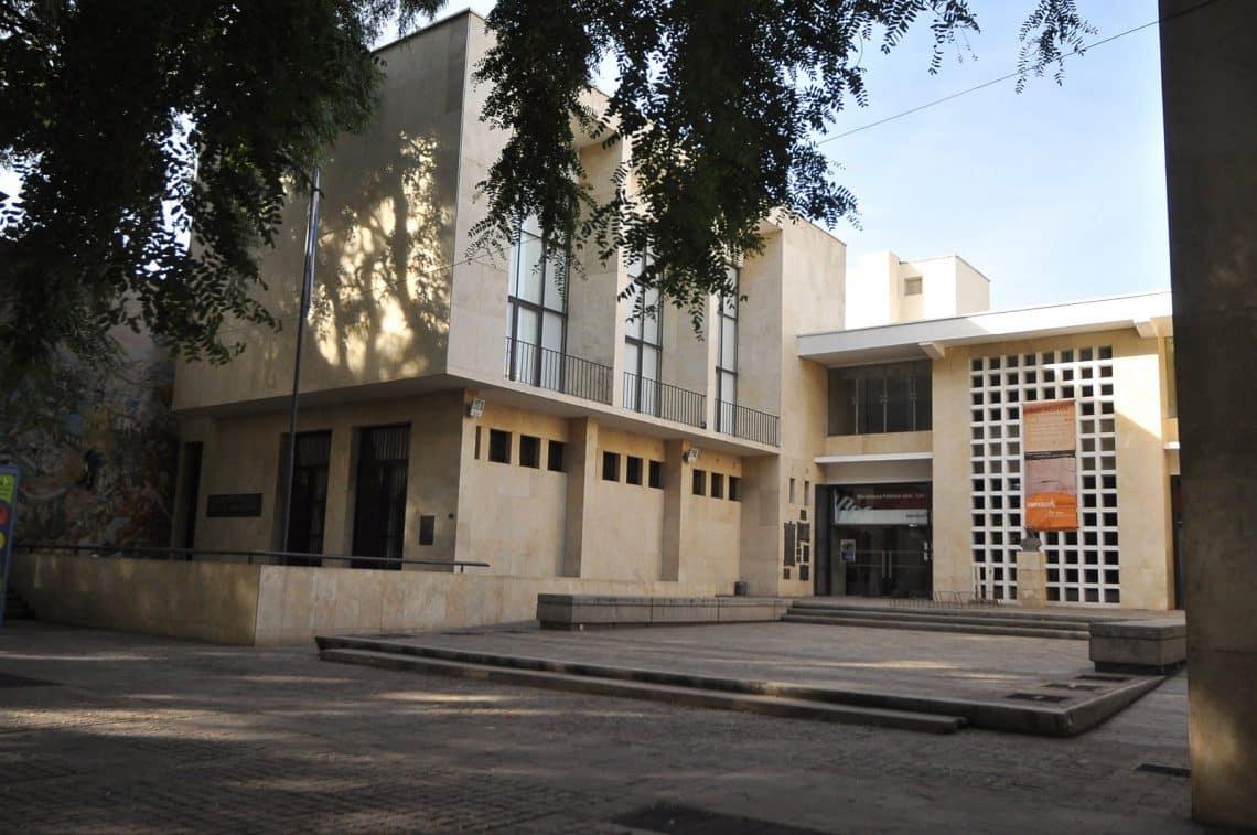 Museo Biblioteca Gral. San Martín, Mendoza