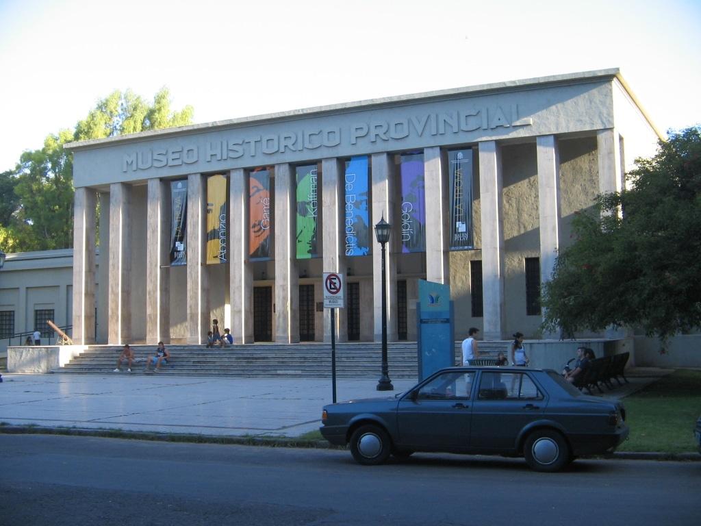 Museo Historico Provincial Julio Marc, Rosario