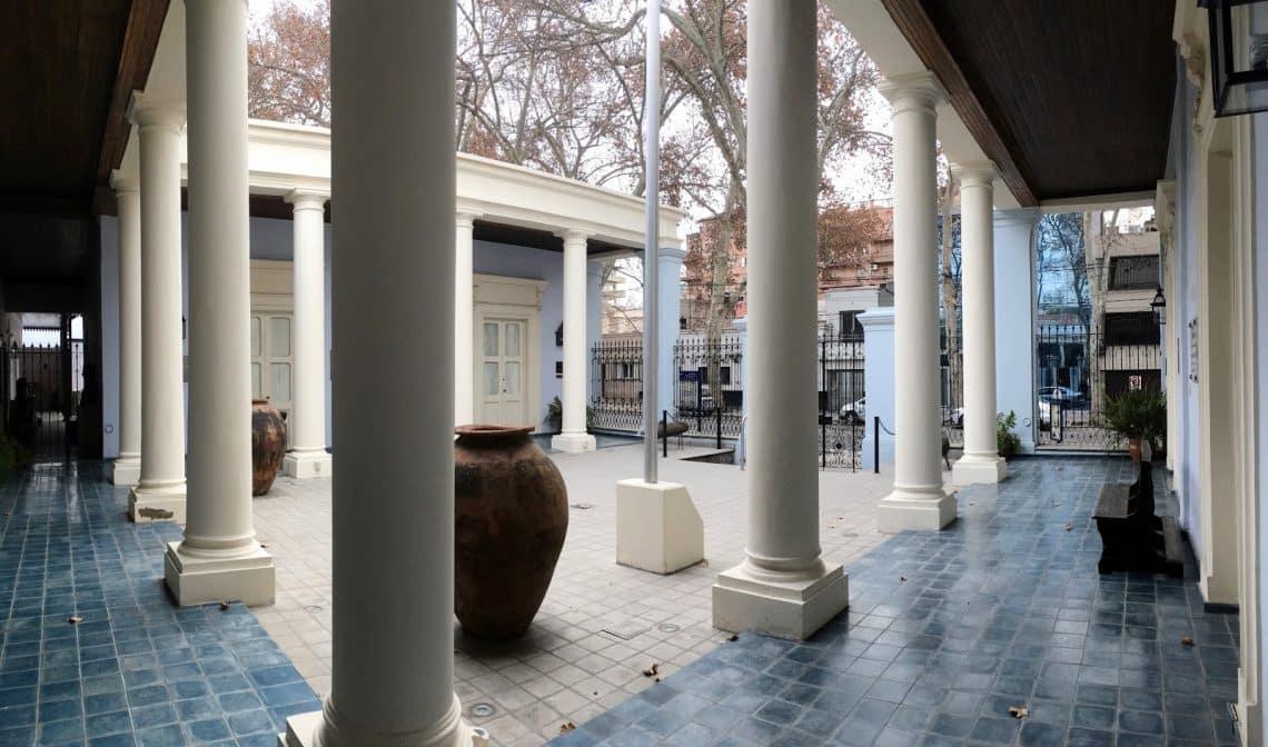 Museo del Pasado Cuyano, Ciudad de Mendoza
