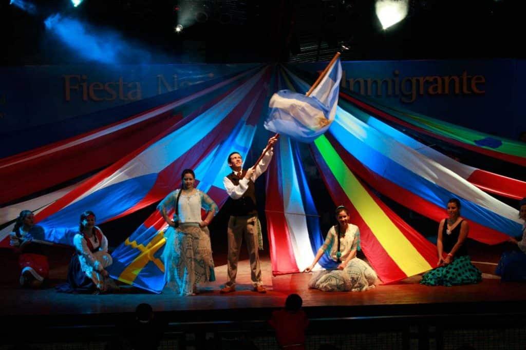 Fiesta del Inmigrante de Oberá, Misiones