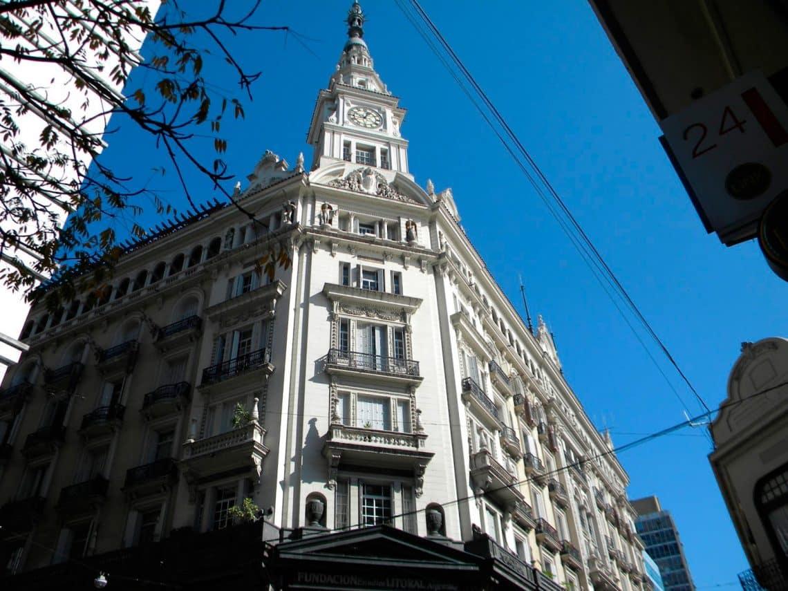 Palacio Fuentes, Rosario