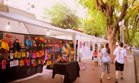 Paseo Mitre, Ciudad de Mendoza