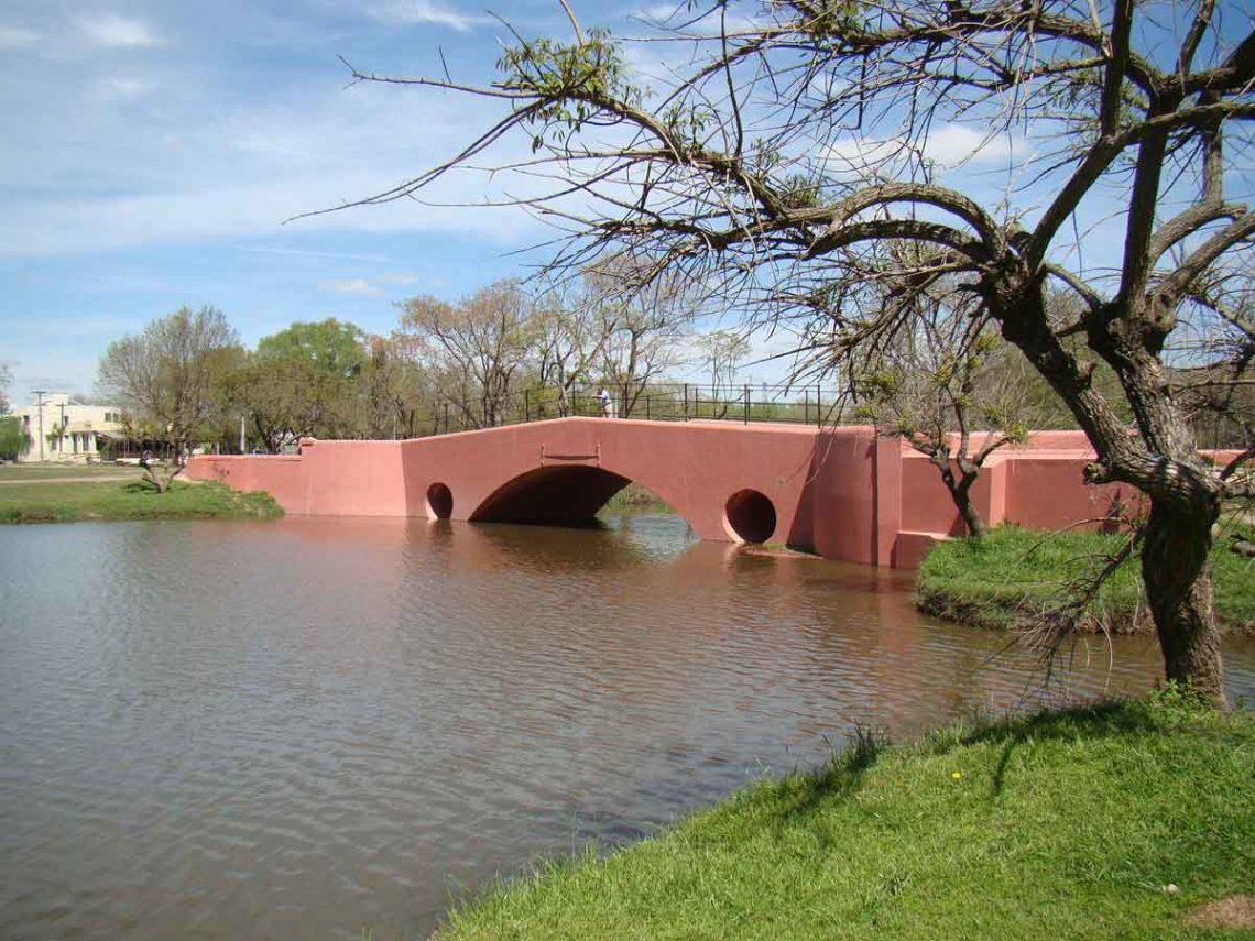 Puente Viejo de San Antonio de Areco - Areco Turismo