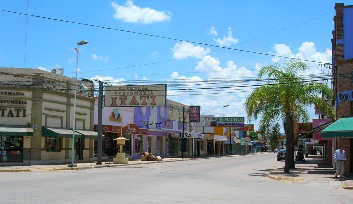 Roque Saenz Peña, Chaco