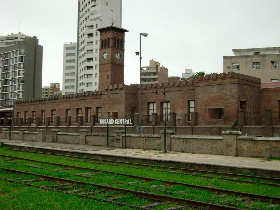 Antigua Estación Rosario Central, Rosario