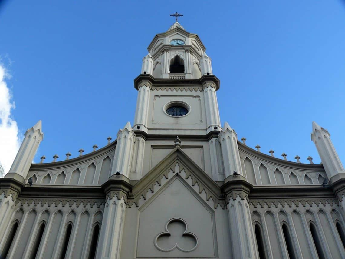 Iglesia Santa Rosa de Lima, Rosario
