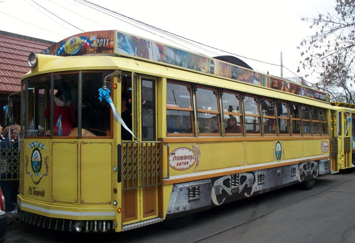El Tranvía, Rosario