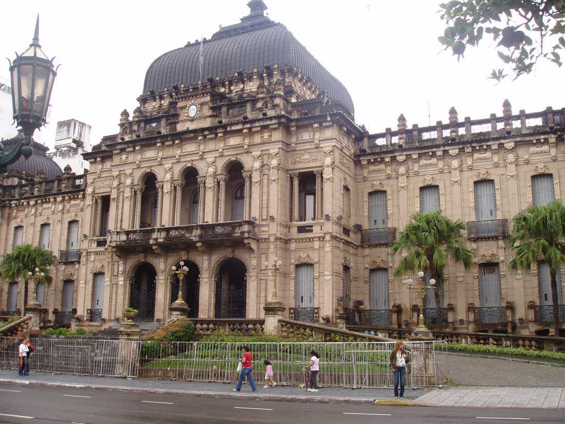 Casa de Gobierno de San Miguel de Tucumán