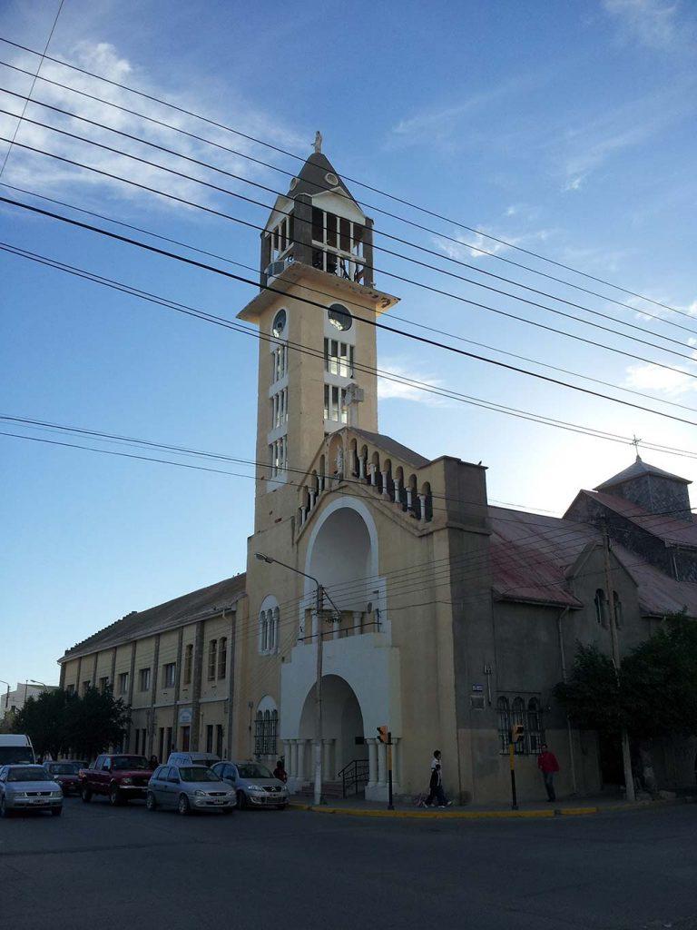 Faro Beauvoir, Puerto Deseado, Santa Cruz