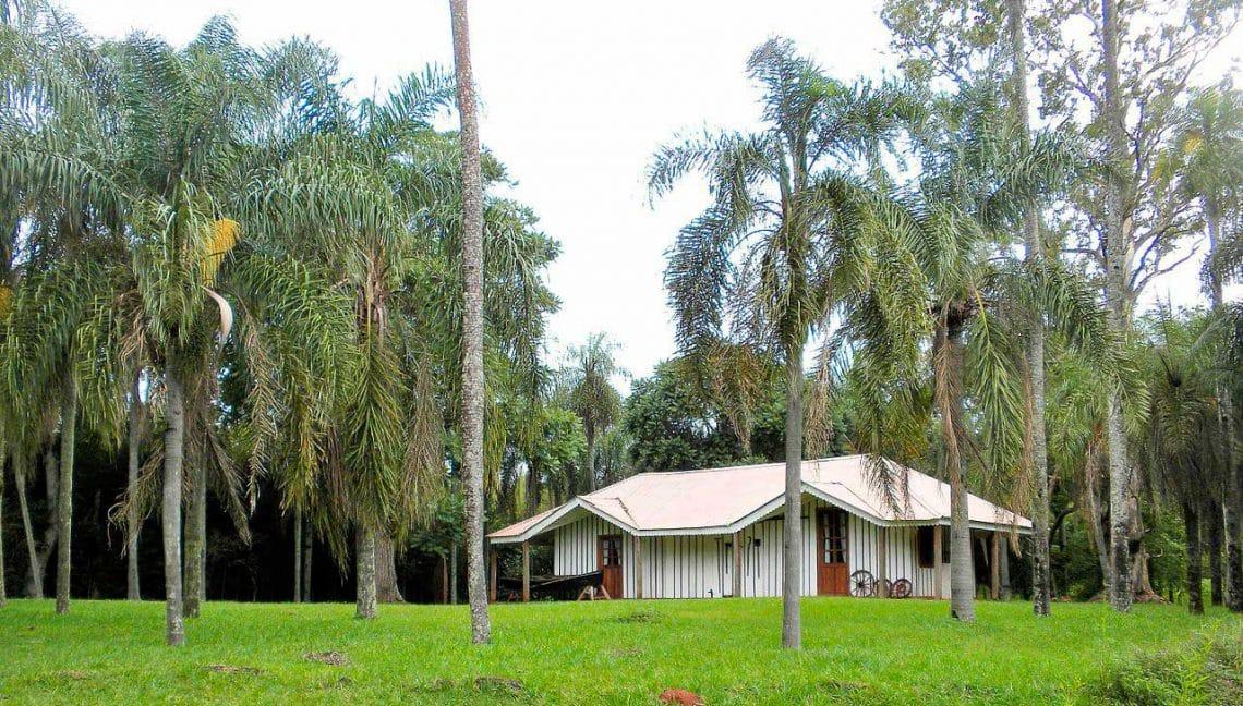 Museo Provincial Casa de Horacio Quiroga, San Ignacio, Misiones