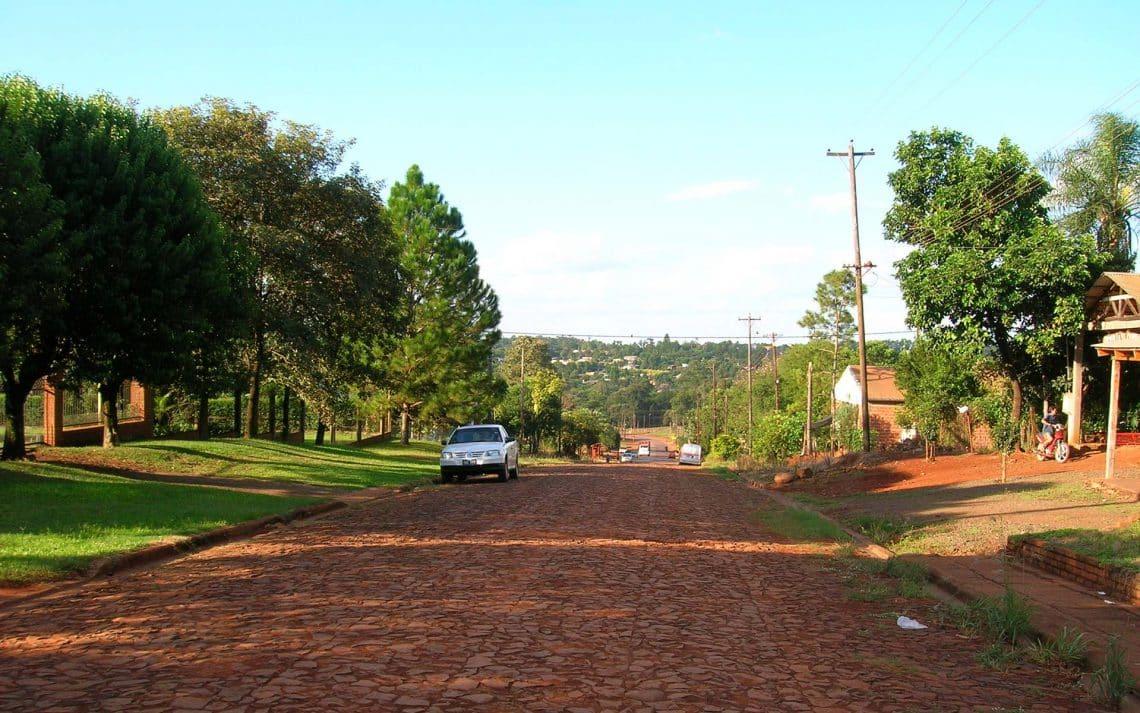 Calle de Comandante Andresito, Misiones