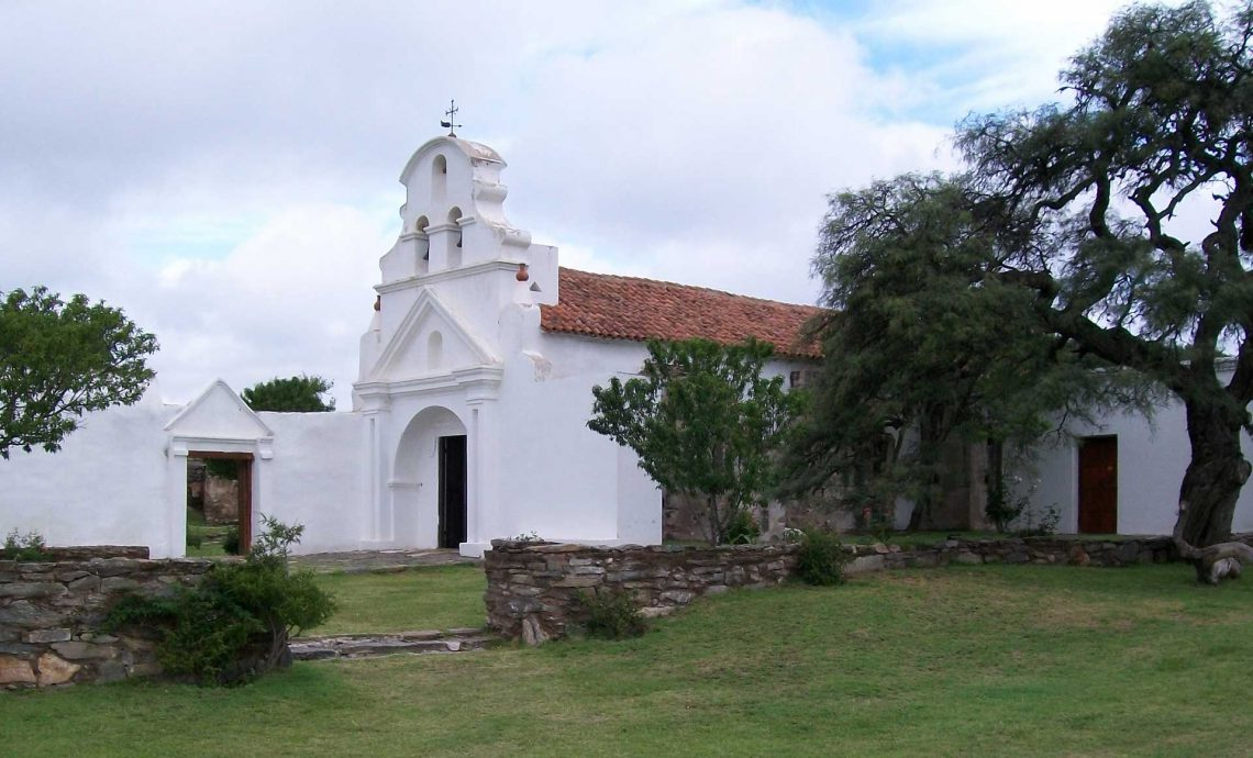 Estancia Jesuítica La Candelaria, Córdoba