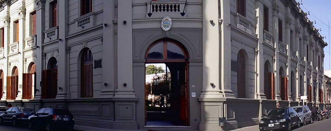 Palacio Municipal de San Nicolás de los Arroyos