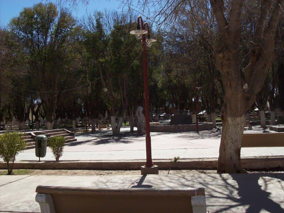 Plaza Belgrano, Santa María, Catamarca