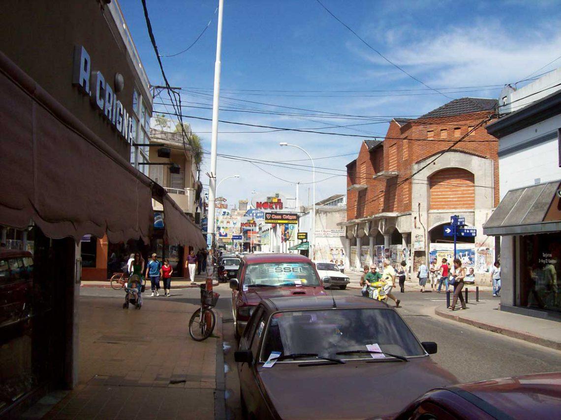 Centro de San Nicolás