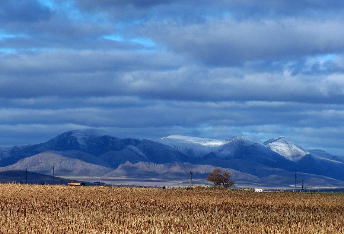 Paisaje de Sierra de la Ventana - Parque Provincial Ernesto Tornquist