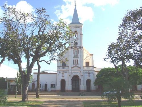 Iglesia Catedral Inmaculada Concepción, Santo Tomé, Corrientes