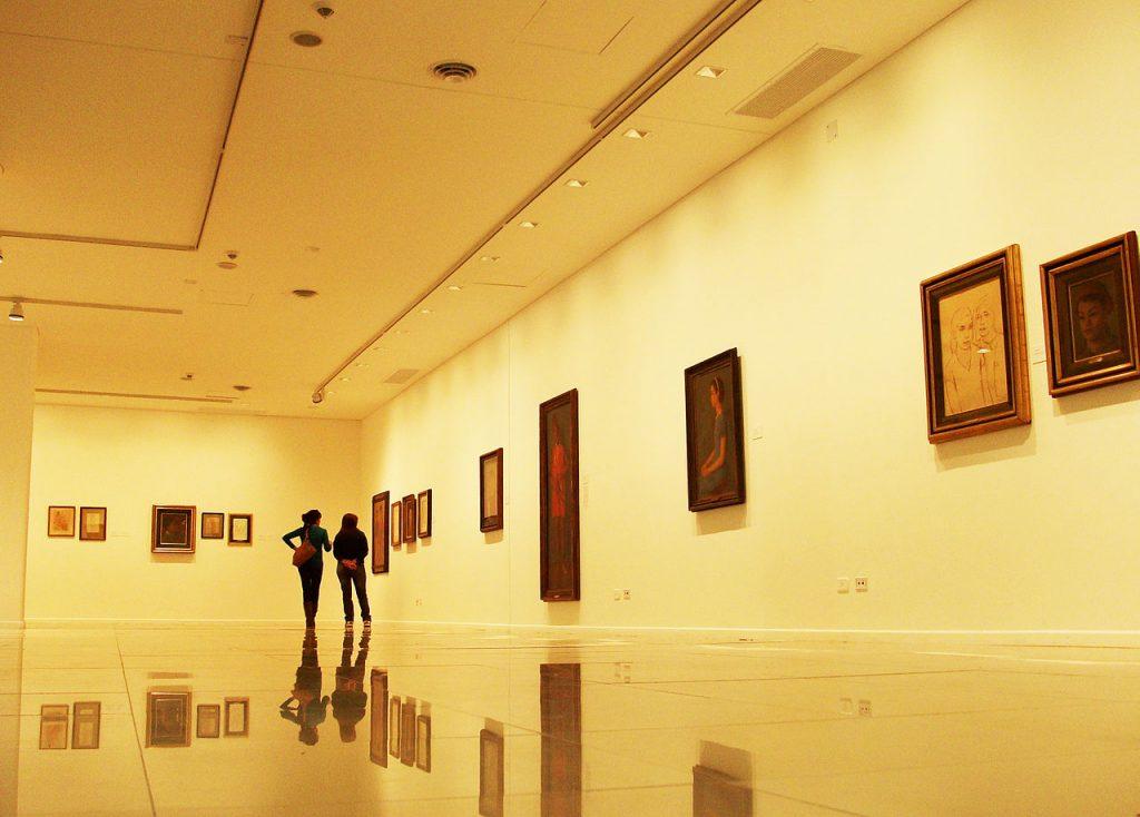 Museo de Bellas Artes Ramón Gómez Cornet - CCB - Santiago del Estero
