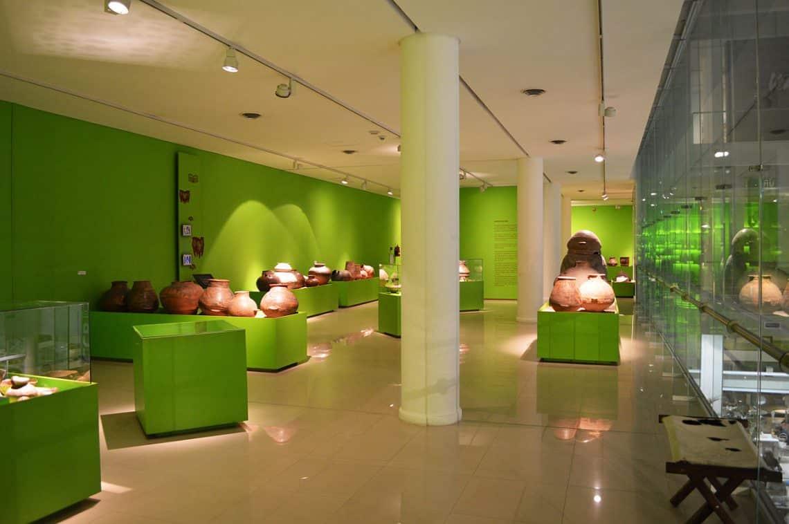 Museo de Ciencias Antroológicas y Naturales - CCB - wikicommons - Gergas