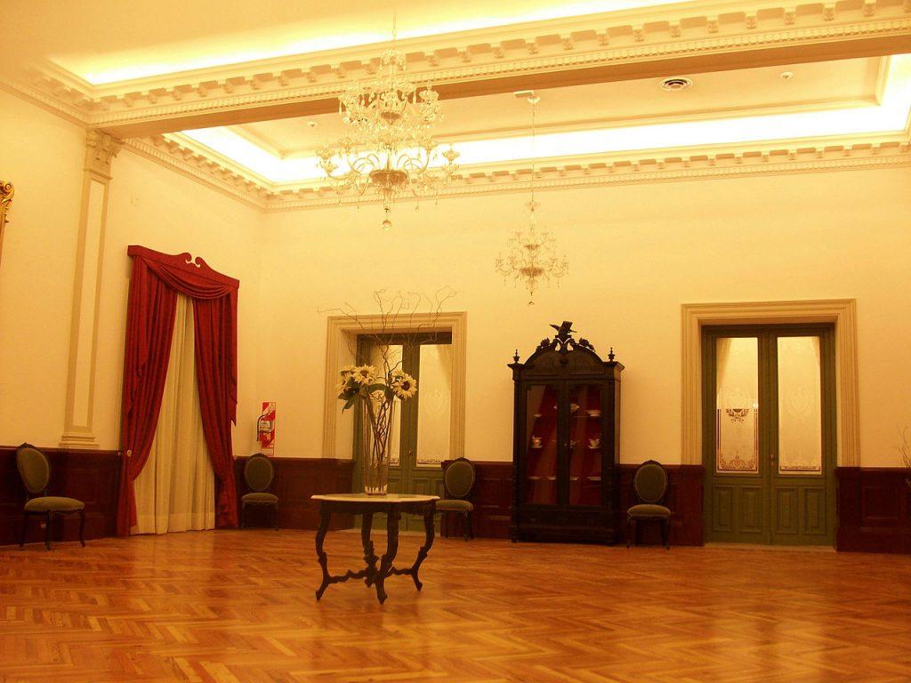 Salón Protocolar del Museo Histórico - CCB- Santiago del Estero