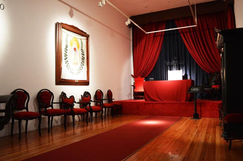Sala Capitular del Museo Histórico - CCB - Santiago del Estero