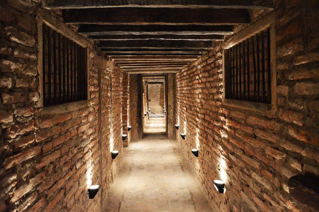 Túnel Subterráneo del Museo Histórico - CCB- Santiago del Estero