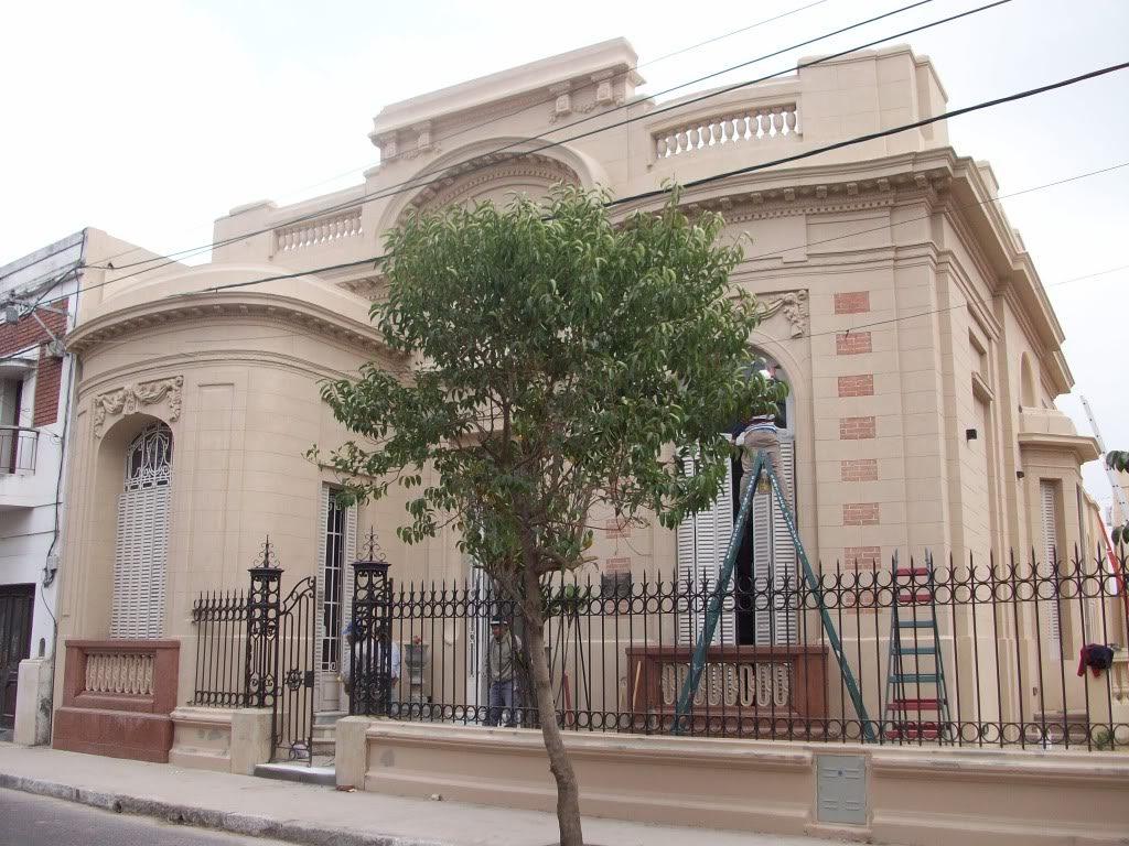 Casa Argañaraz Alcorta - Santiago del Estero