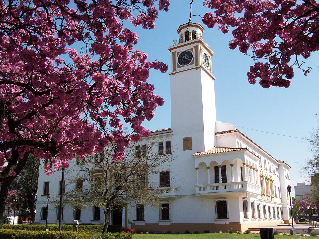Casa de Gobierno de Santiago del Estero - Tripin Argentina