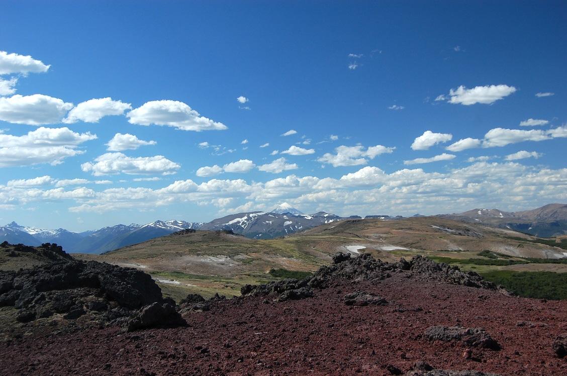 Cerro Colorado, San Martín de los Andes