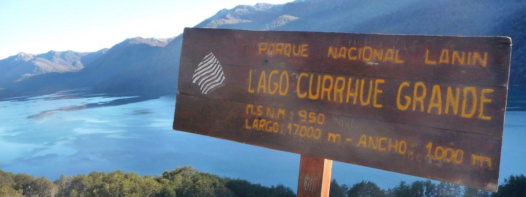 Lago Curruhué Grande, San Martín de los Andes