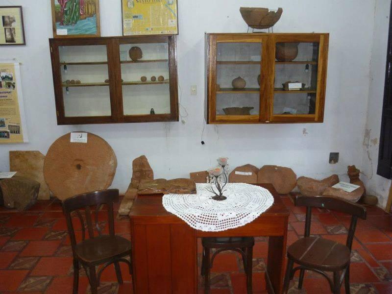 Museo Regional Pablo Argilaga - Santo Tomé, Corrientes