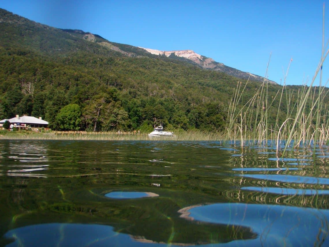 Puerto Hua Hu, Lago Nonthue, San Martín de los Andes