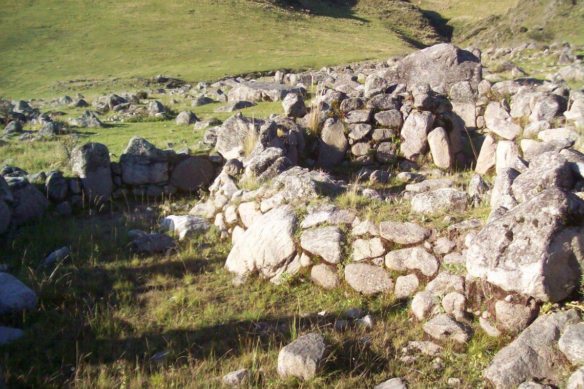 Reserva Arqueológica La Bolsa, Tafí del Valle, Tucumán - foto: www.facebook.com/arqueotuc/
