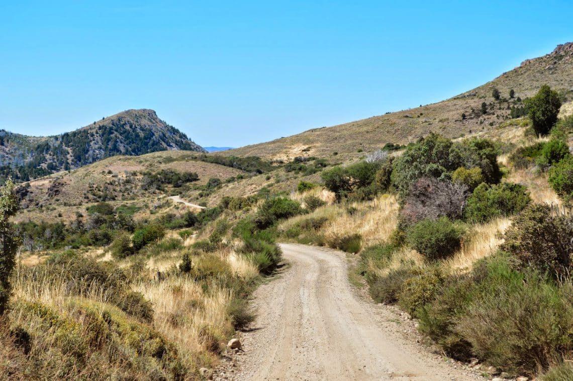 Paso Internacional Carirriñe, San Martín de los Andes