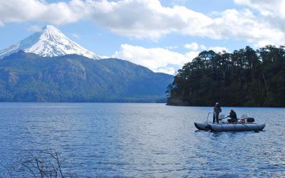 Lago Tromen, San Martín de los Andes