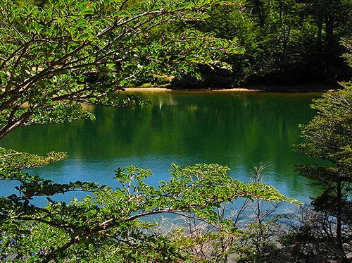 Laguna Verde, Villa La Angostura