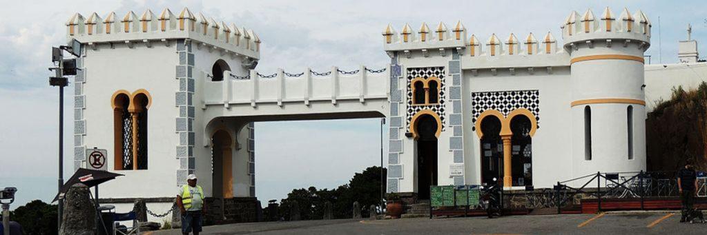 Parque Independencia en Tandil