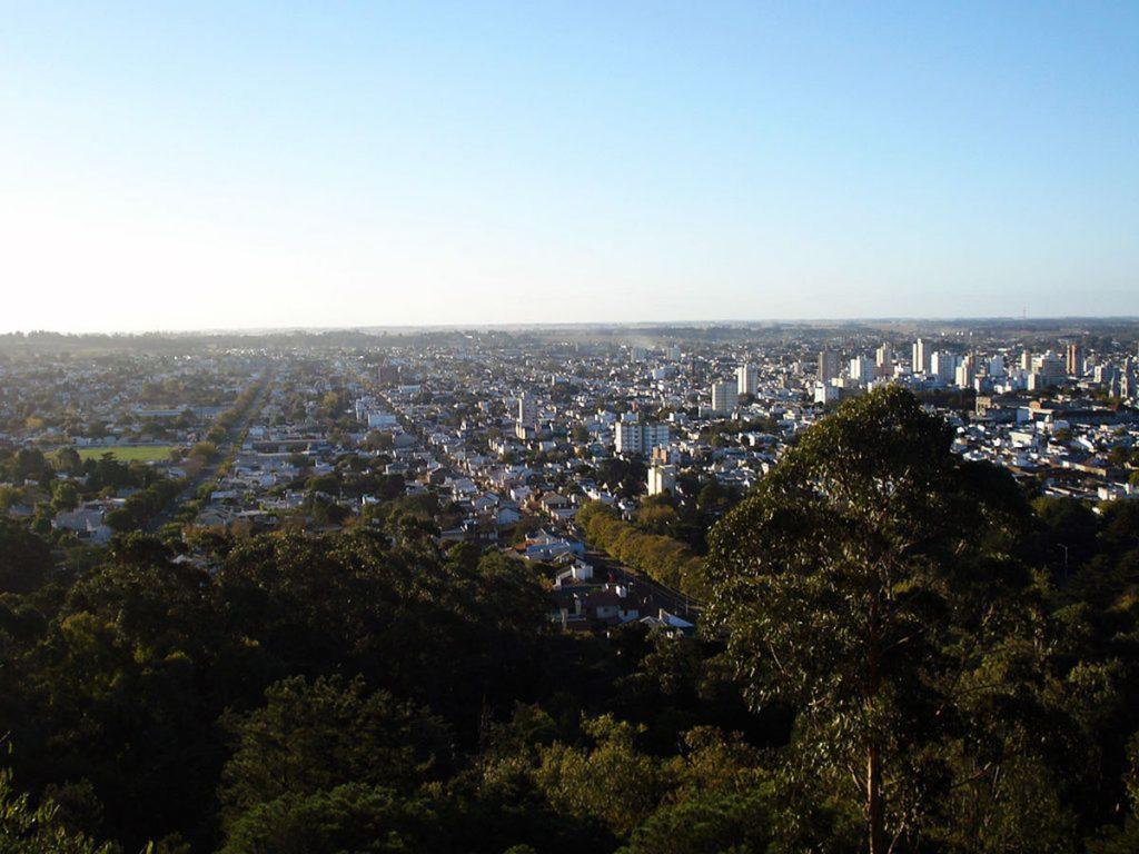 Parque Independencia en Tandil - lugares imperdibles de Tandil