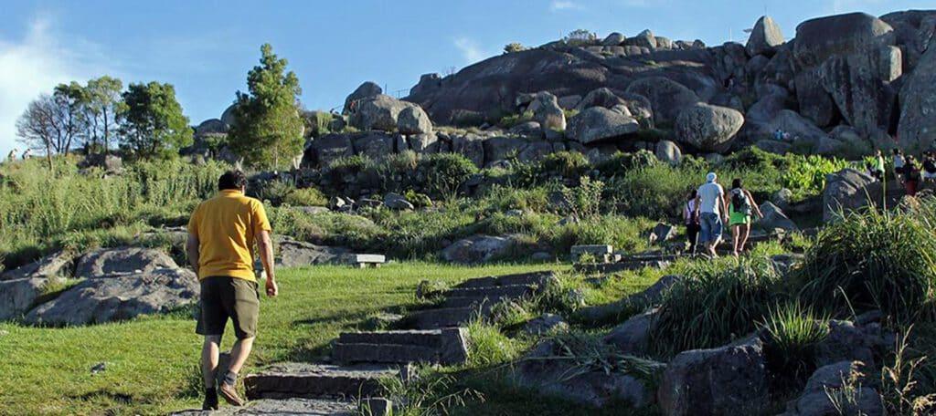 Parque Lítico La Movediza - Tandil