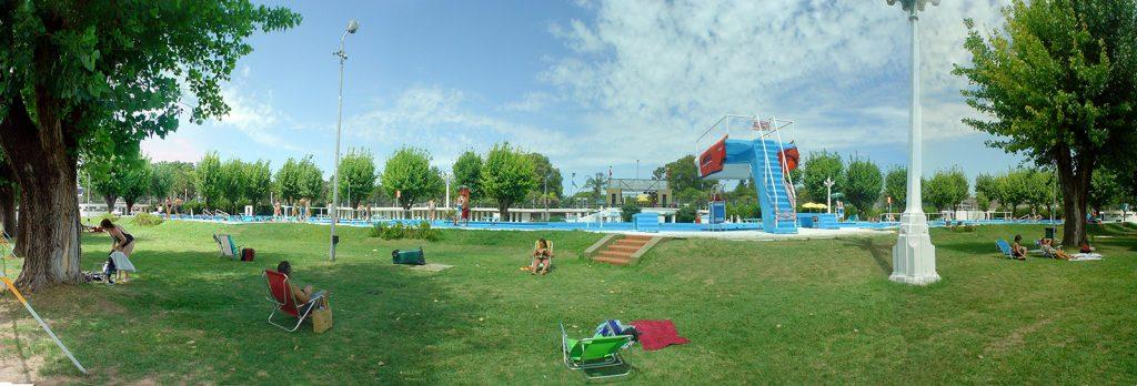 Parque Alem, Rosario