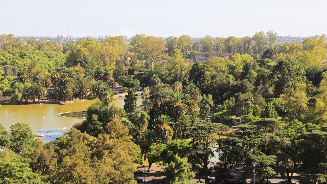 Parque Independencia, Rosario