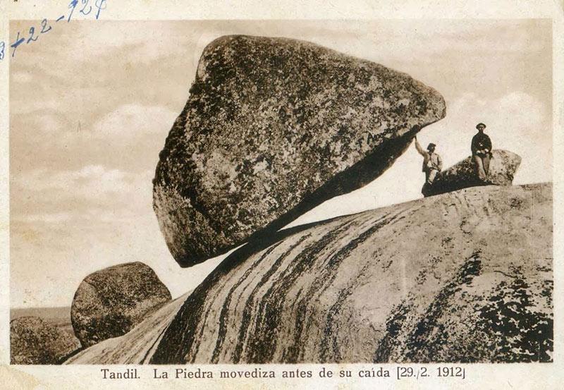 Piedra Movediza y Cerro de Tandil