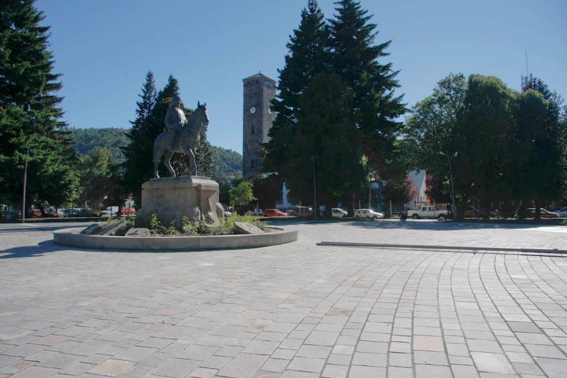 Centro Cívico, San Martín de los Andes