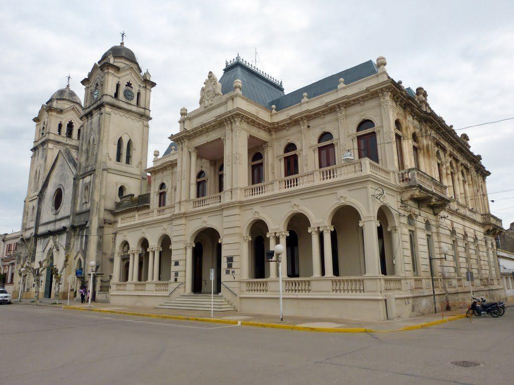Palacio municipal - Victoria, Entre Ríos - ph Gabriel Hernan (Leirbag)