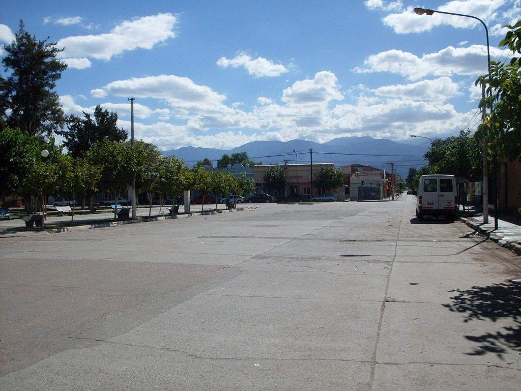 Centro de Tinogasta, Catamarca
