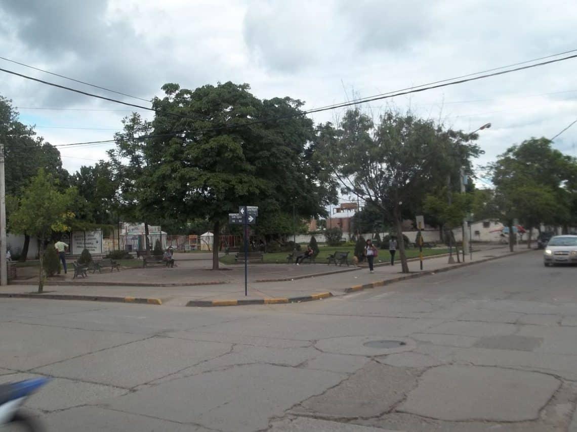 Plaza de Orán, Salta