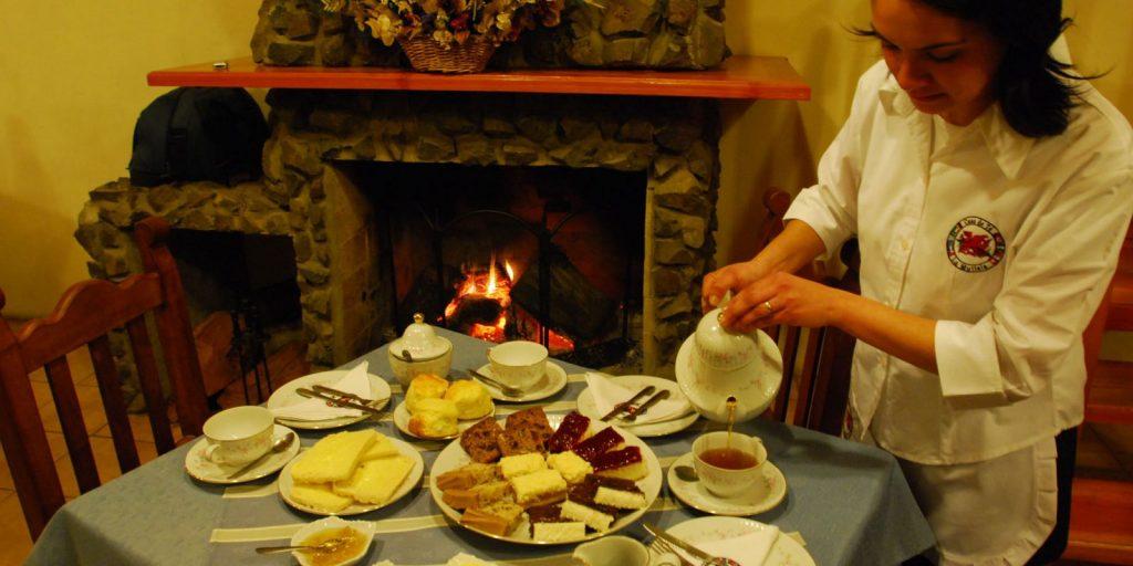 Casa de té galés La Mutisia - Gaiman - Chubut - www.argentina.tur.ar