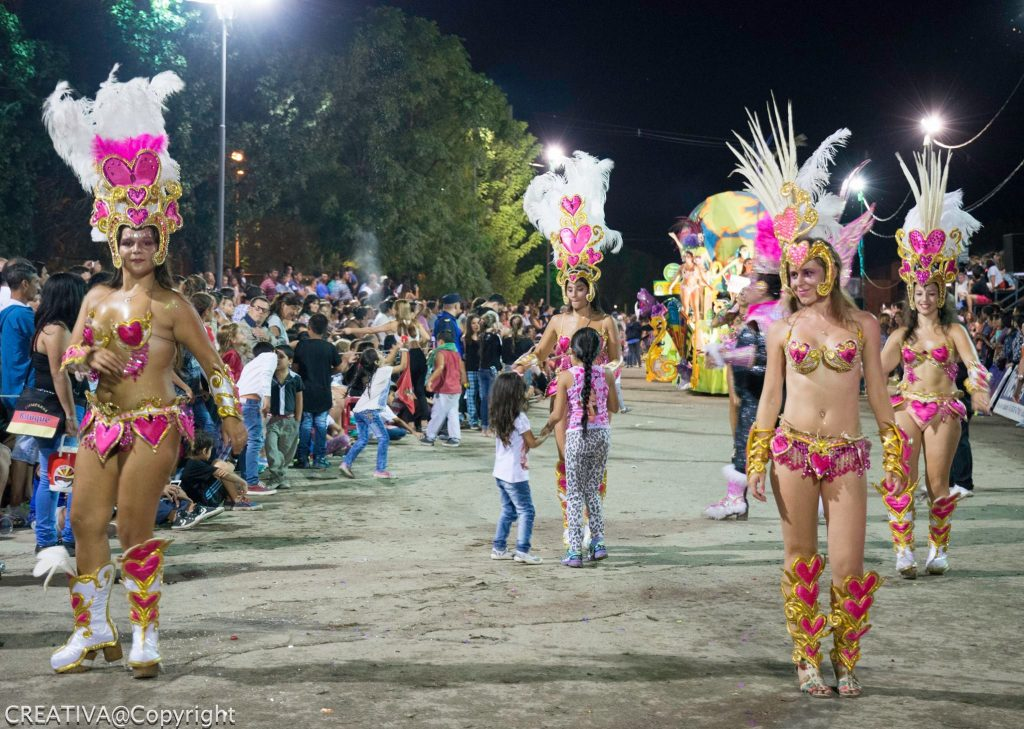 Carnaval de Victoria, Entre Ríos
